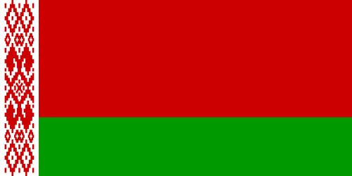 Флаг беларуси с 1995 по 10 февраля 2012 года