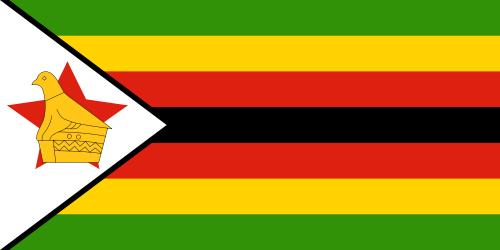 флаг зимбабве фото