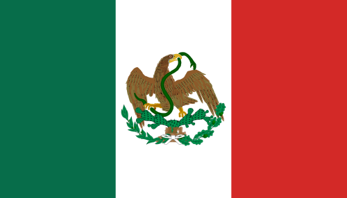 мексиканский флаг фото