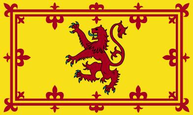 Королевский штандарт шотландии