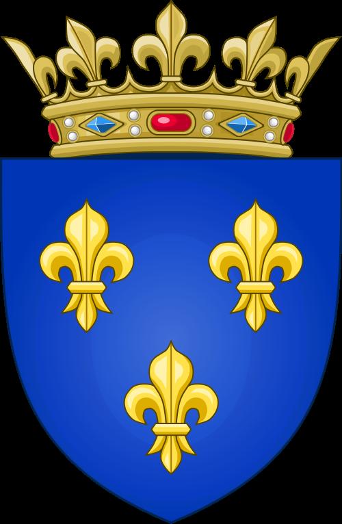 знак на гербах лотарингских дворян во франции того