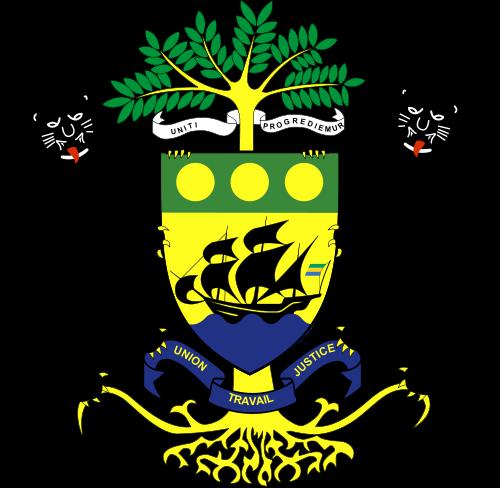 Гербы Африки